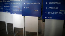Vehicular Directional Sign Wholesale