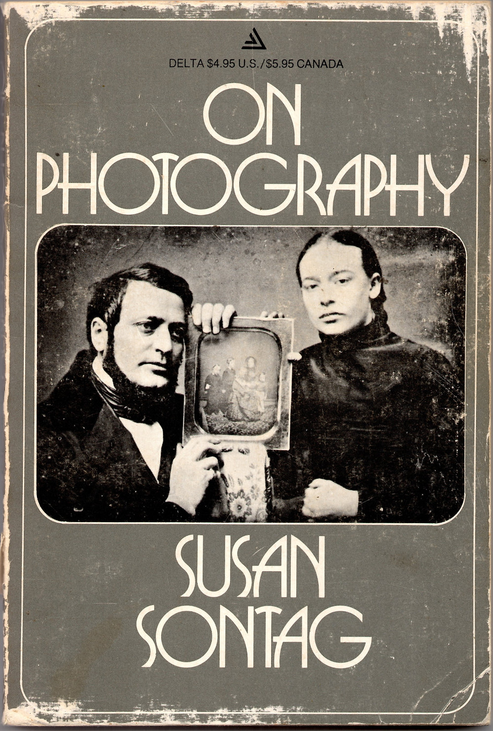 Cover of On Photography, by Susan Sontag