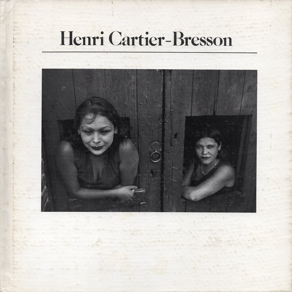 Cover of Henri-Cartier Bresson (Aperture History of Photography; Book 1)