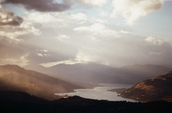 Columbia Gorge from McCall Point