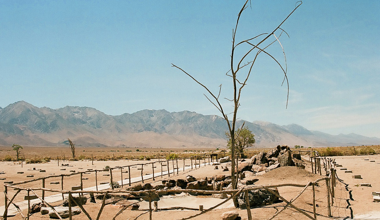 Manzanar Water Gardens