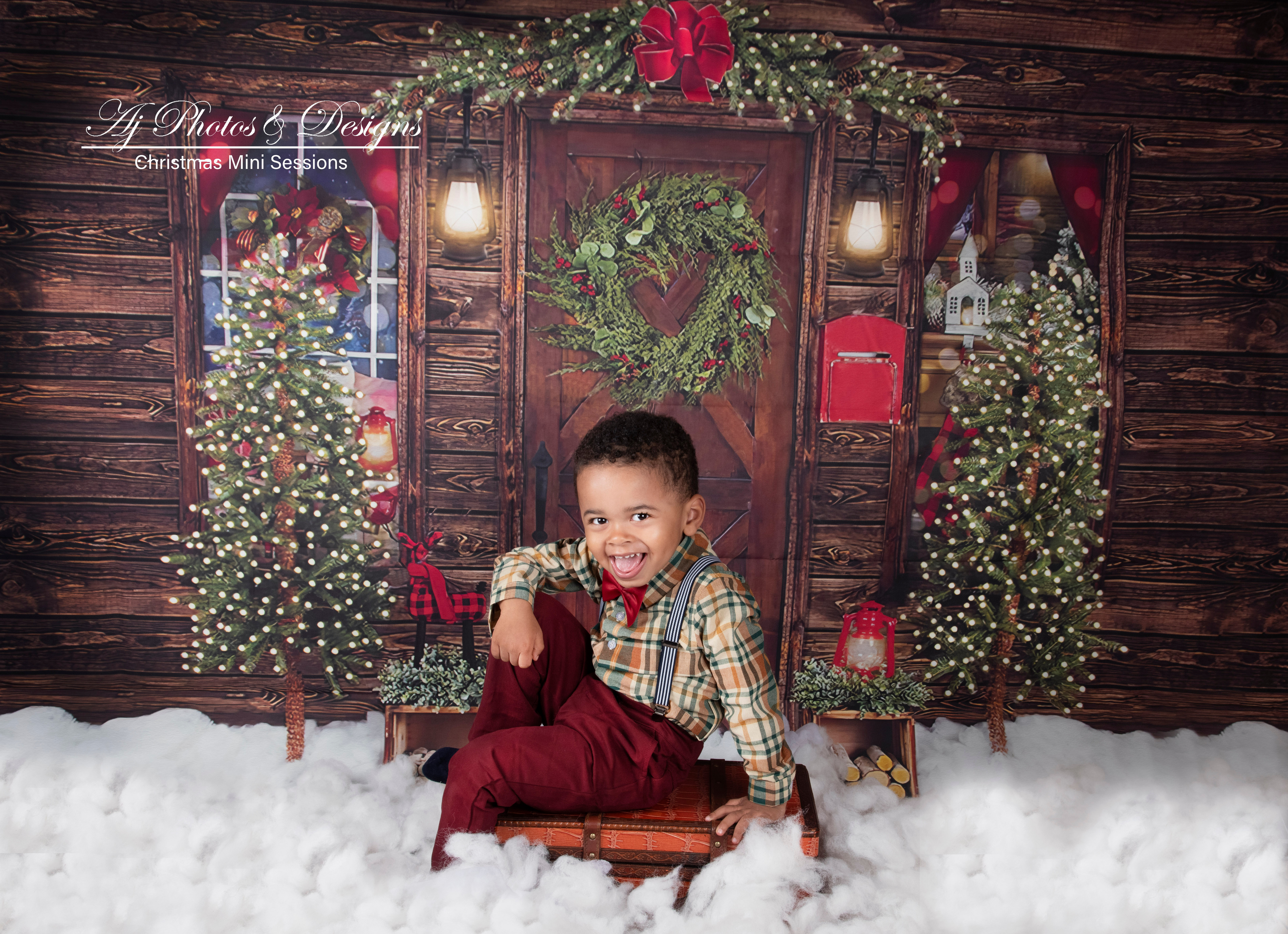 CHRISTMAS MINI SESSION  2021   Package 2