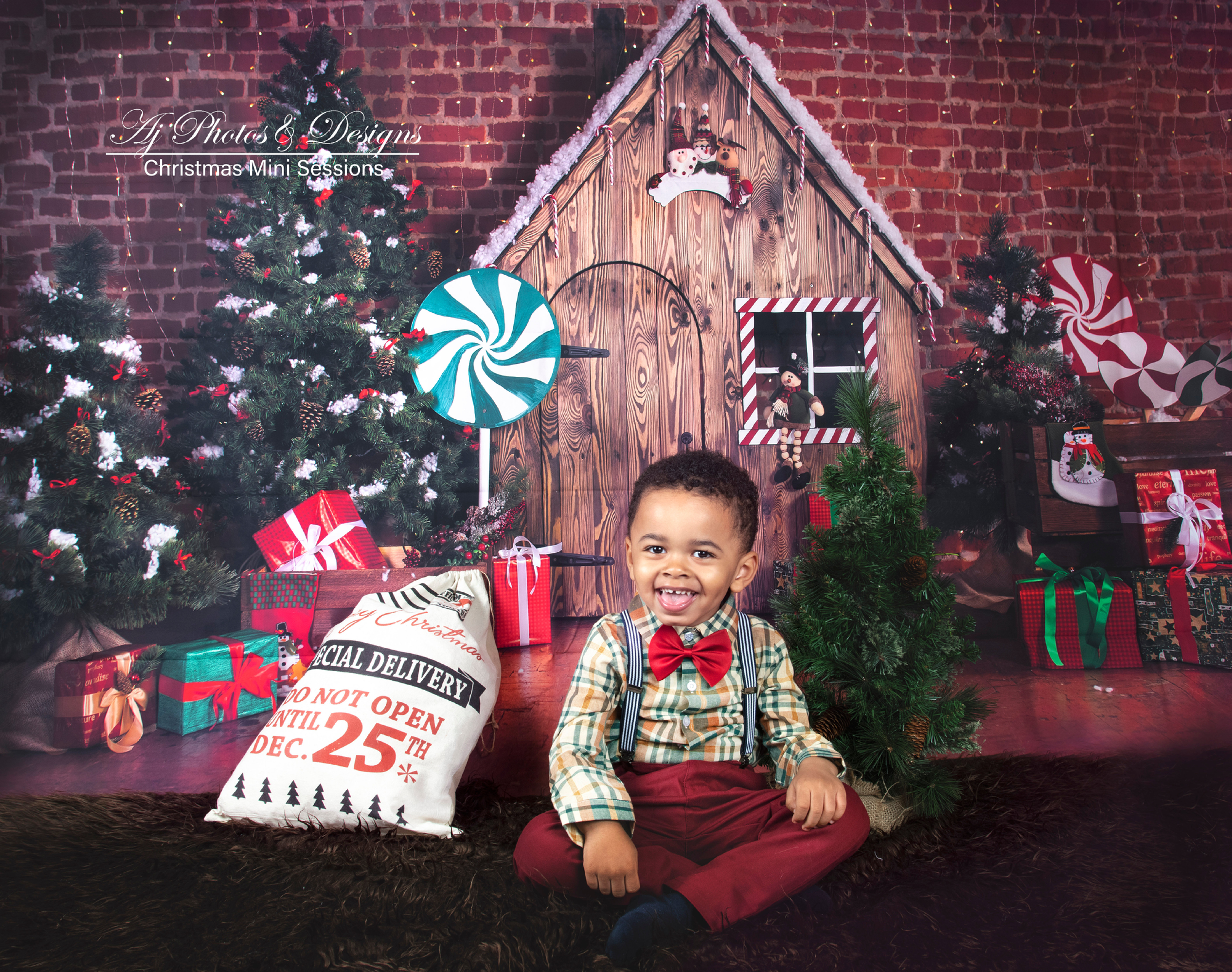 CHRISTMAS MINI SESSIONS 2021 Package 1