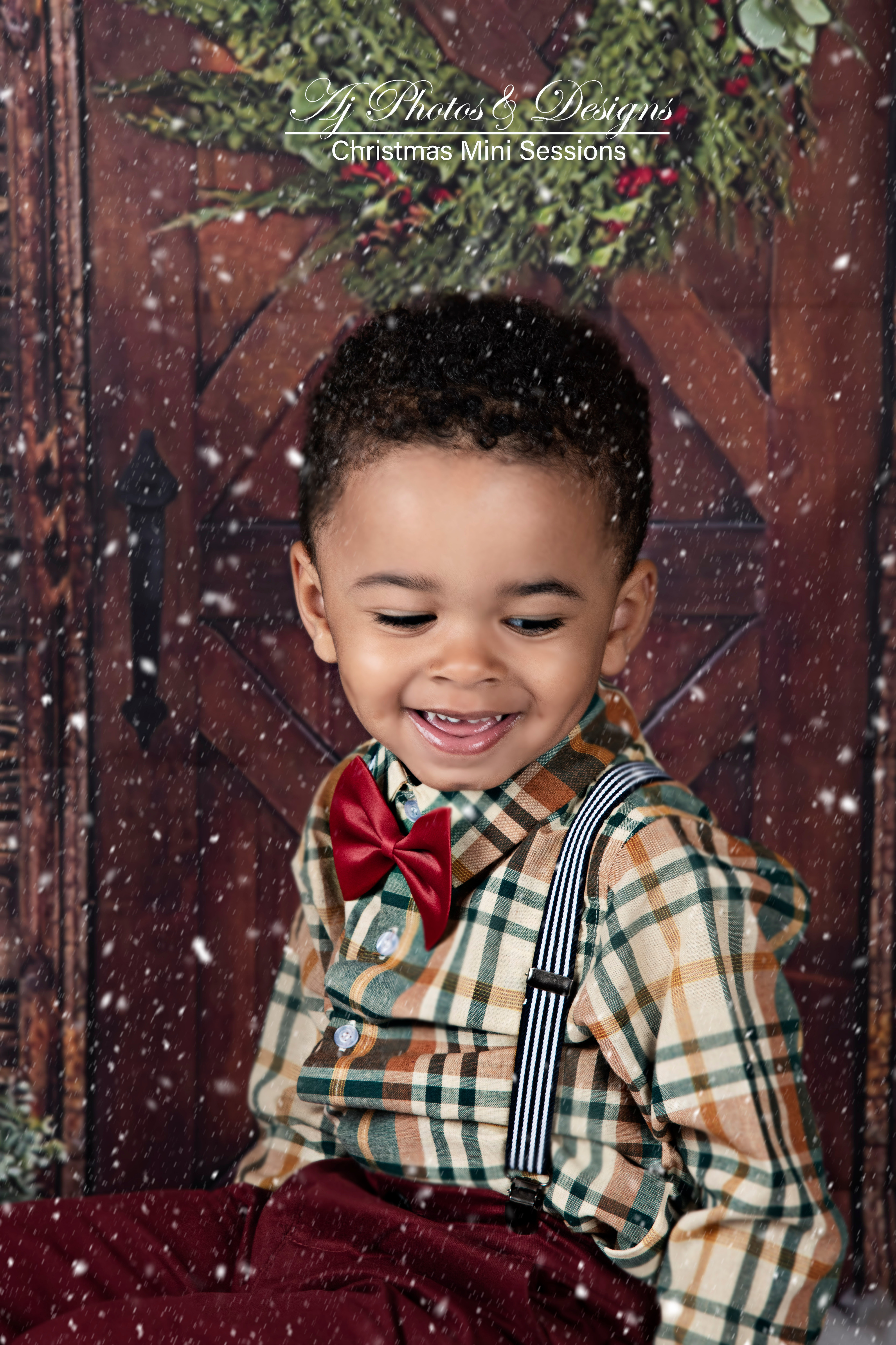 CHRISTMAS MINI SESSIONS 2021   Package 3
