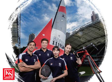 第63屆體育節「從『身』出發 凝聚你我」首次結合網上形式 投入創意運動世界 香港運動員融入「枱上的運動會」