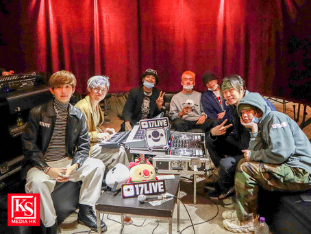 GREYTONE 首度夥拍17LIVE 舉辦網上音樂會 JB更首次演繹新作品