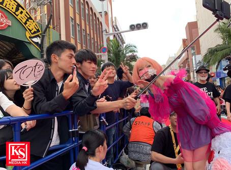 來自香港在日發展的唱作歌手Sing Sing Rabbit 星星兔