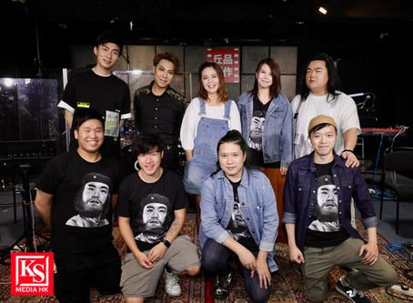 《黃館》第二季第六集的爆「靈」歌手李昊嘉,Sharon