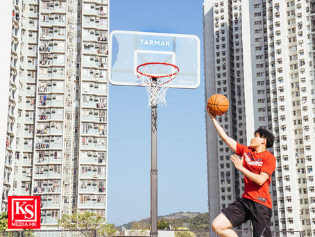 DECATHLON首推全港獨家可摺式籃球架