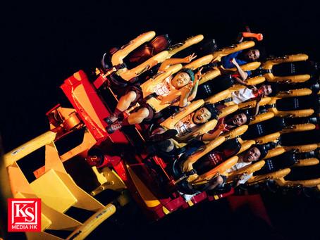海洋公園限定夜場派對「夜.玩.派」綜藝節目式全新玩法 組隊連場激鬥挑戰