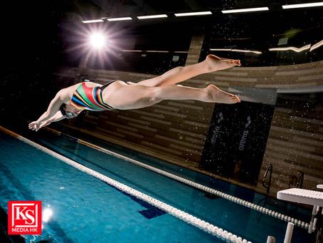 全新arena x Siobhan年度限定 泳衣 隆重登場香港精英游泳運動員何詩蓓親自設計個人 系列 展現體育精神