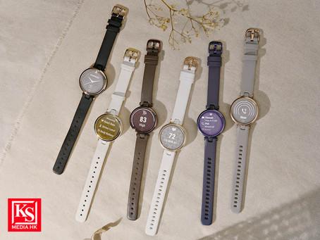有一種美,叫低調卻不單調Garmin全新LILY智能腕錶 絕美登場
