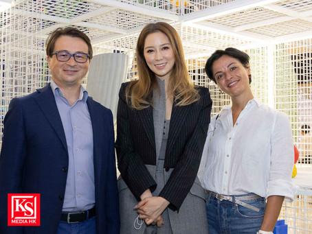 徐子淇、莫文蔚、張新悅、AGA、王曼喜等等 出席恒基呈獻Rossana Orlandi首個亞洲展覽「廢物有價」