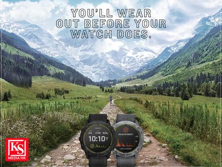 長就是強!運動錶王者又再突破規格Garmin全新Enduro超長80小時續航太陽能GPS手錶 超馬專屬模式陪你緞鍊最強的自己
