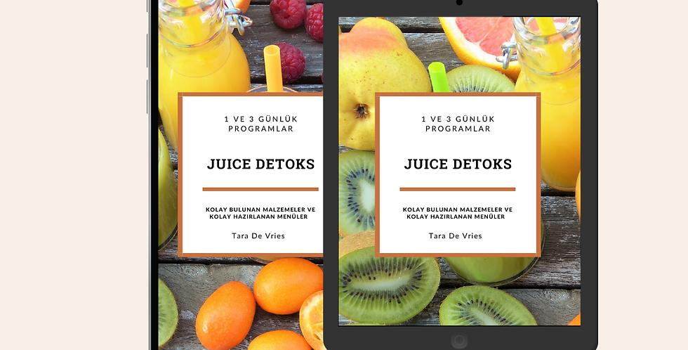 Juice Detox E-Book