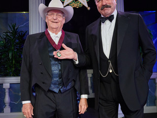Bob Funk remarks for his induction into the Oklahoma Hall of Fame