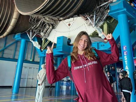 Andreense realiza campanha online para estudar engenharia aeroespacial nos Estados Unidos