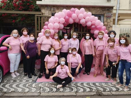 Bodas de Ouro: Eficácia e voluntariado movem ações de Rede Feminina de Combate ao Câncer