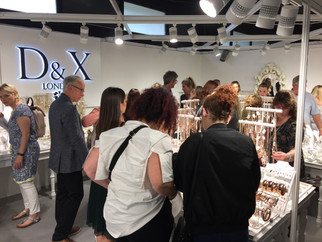 【D&X LONDON 】大盛況のイギリスでの展示会
