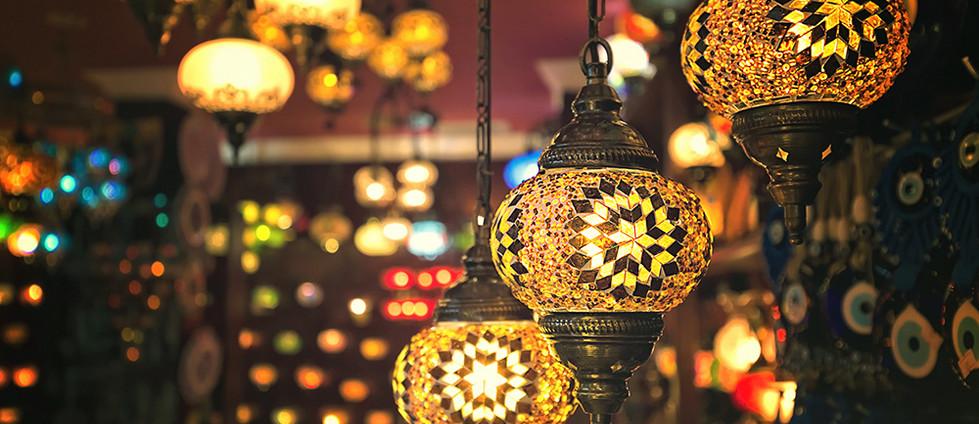Lámparas decorativas