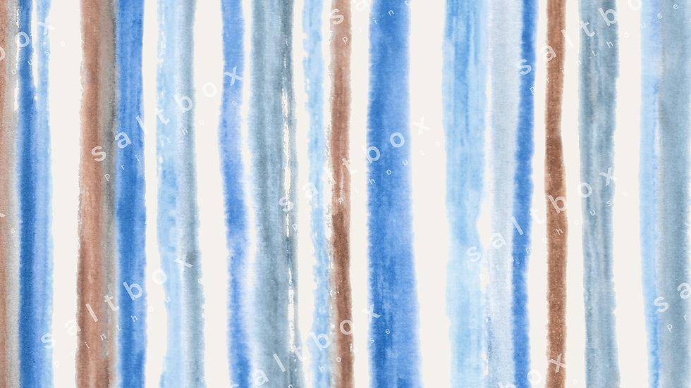 #STR.011 -Watercolour stripe