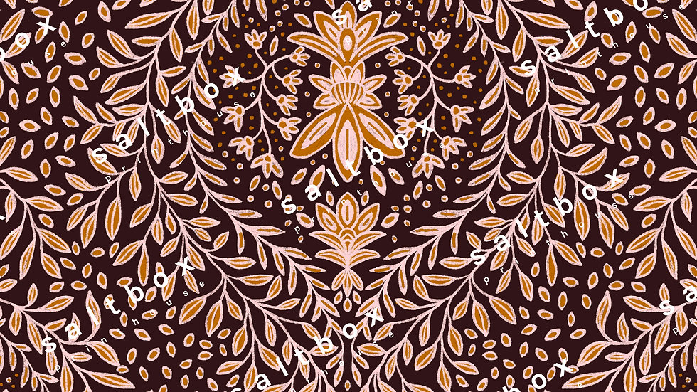 #PSL.005 - Ornamental Paisley