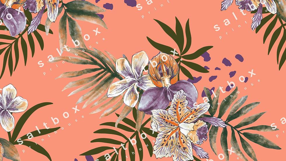 #FLO.118 - Vintage Tropical
