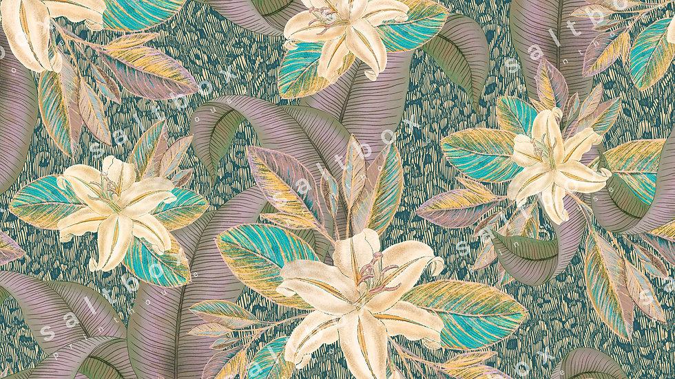 #FLO.068 - Hibiscus jungle