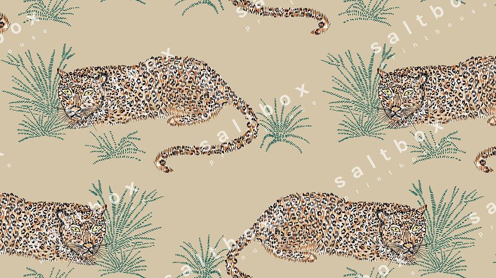 #ANl.022 -Lazy leopard
