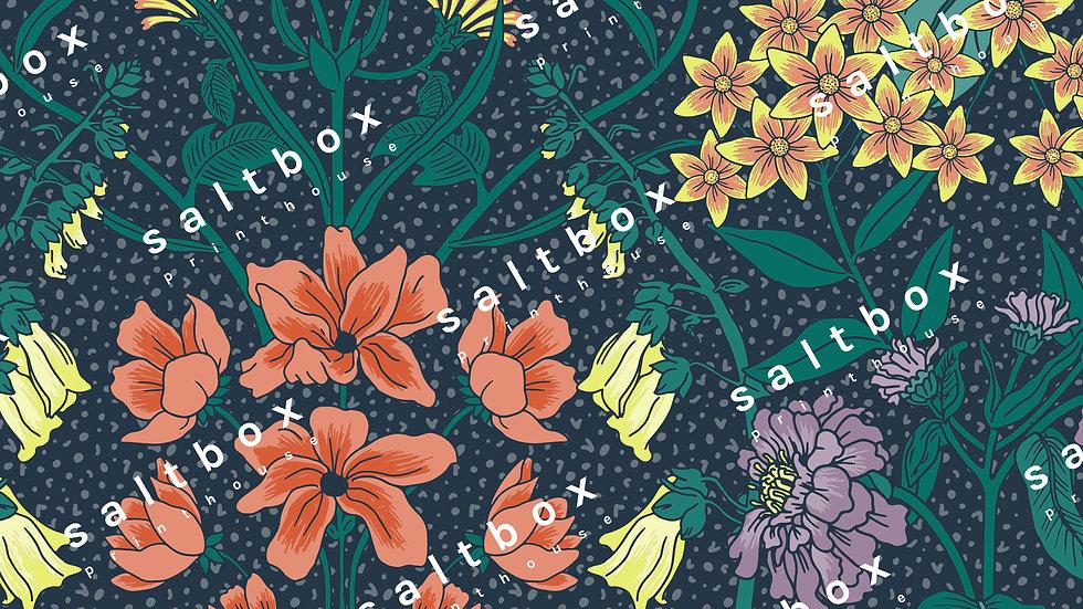 #FLO.122 - Botanical dream