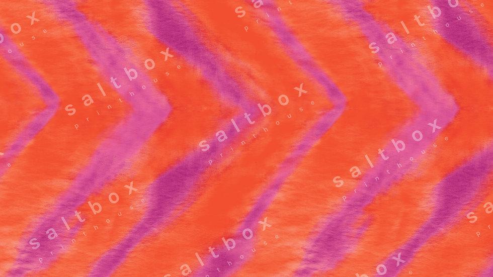 #TIE.001-Tie-Dye zigzag