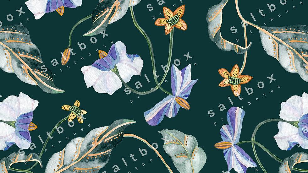 #FLO.008 - Botanical flowers