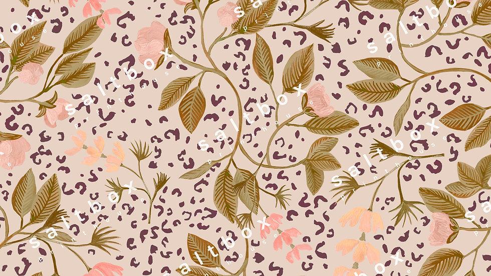 #FLO.039 - Leopard floral