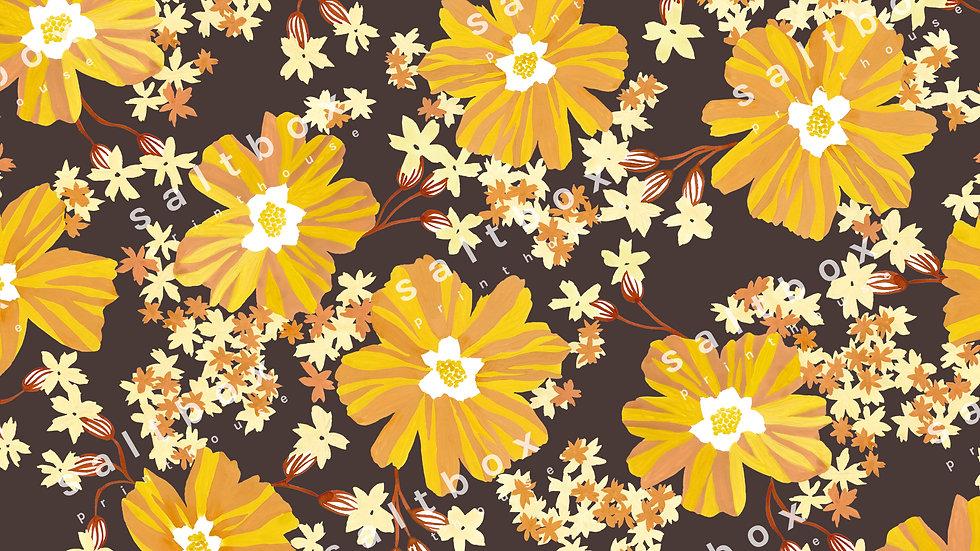 #FLO.044 - Sixties flower