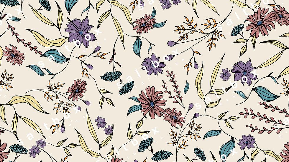 #FLO.158 - Ditsy Wildflower