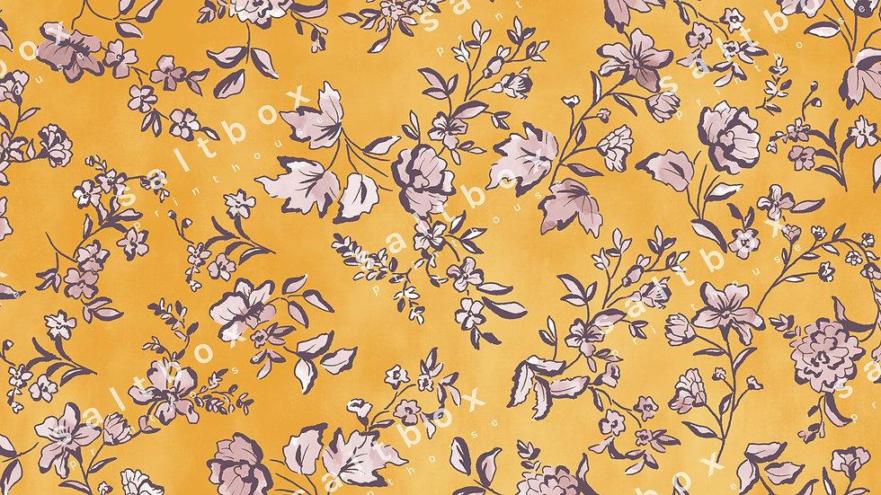 #FLO.049 -Soft Bohemian Floral