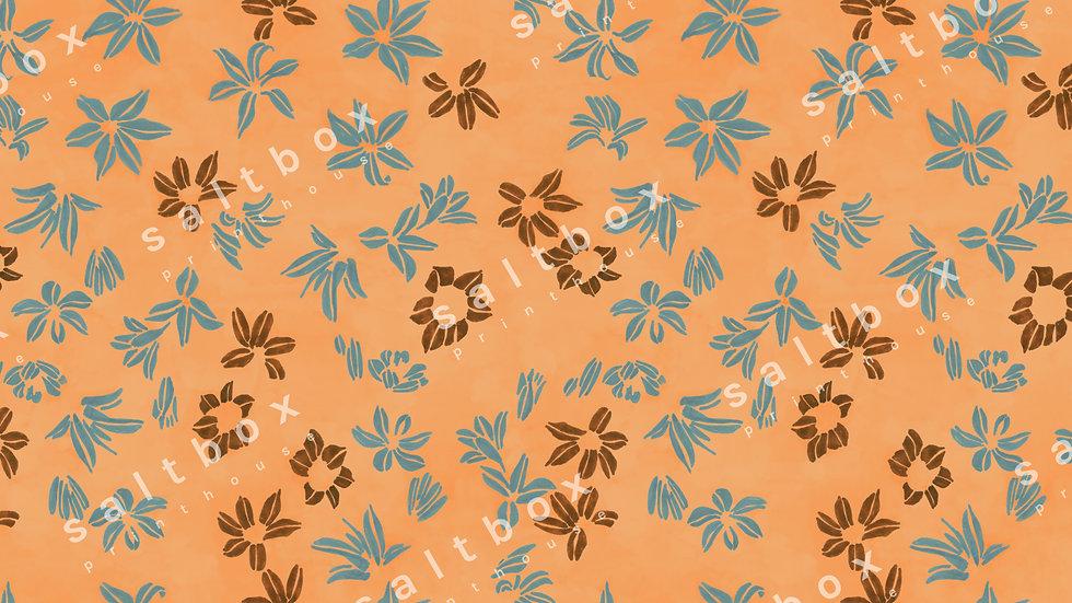 #FLO.007 - Flower stamp