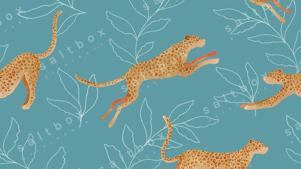 #ANL.038 - Jumping Leopard