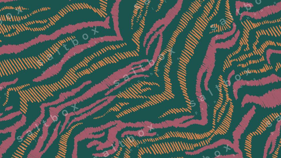 #ANL.014 - Tiger skin