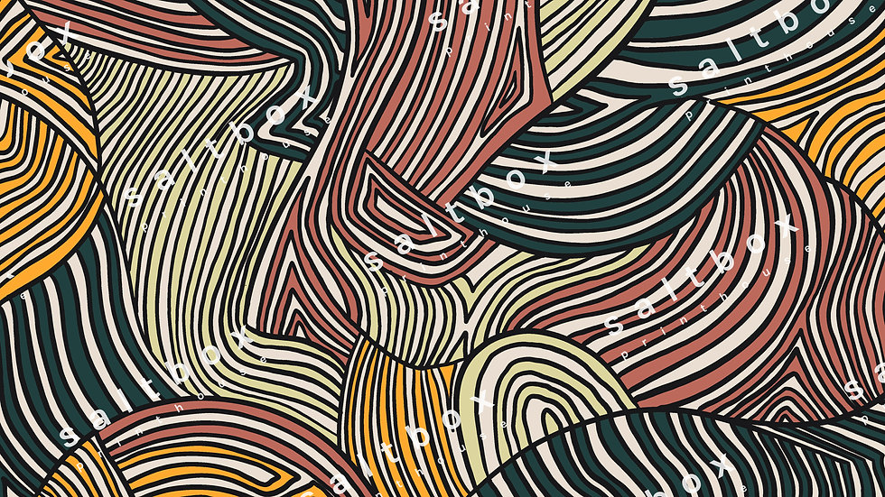 #ANL.024 - Zebra swirl