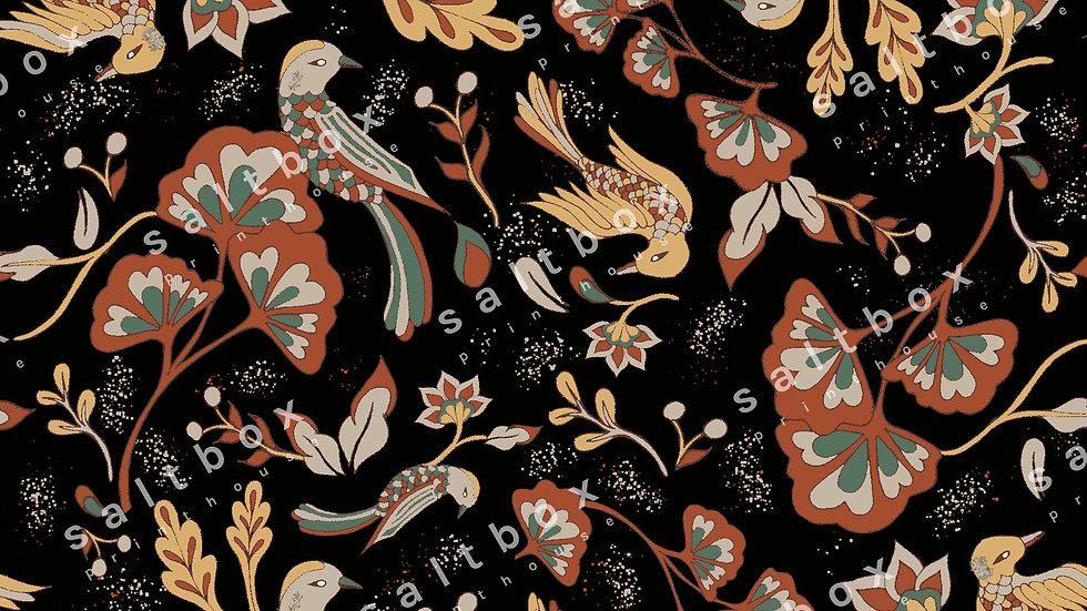 #FLO.175 - Indian Floral
