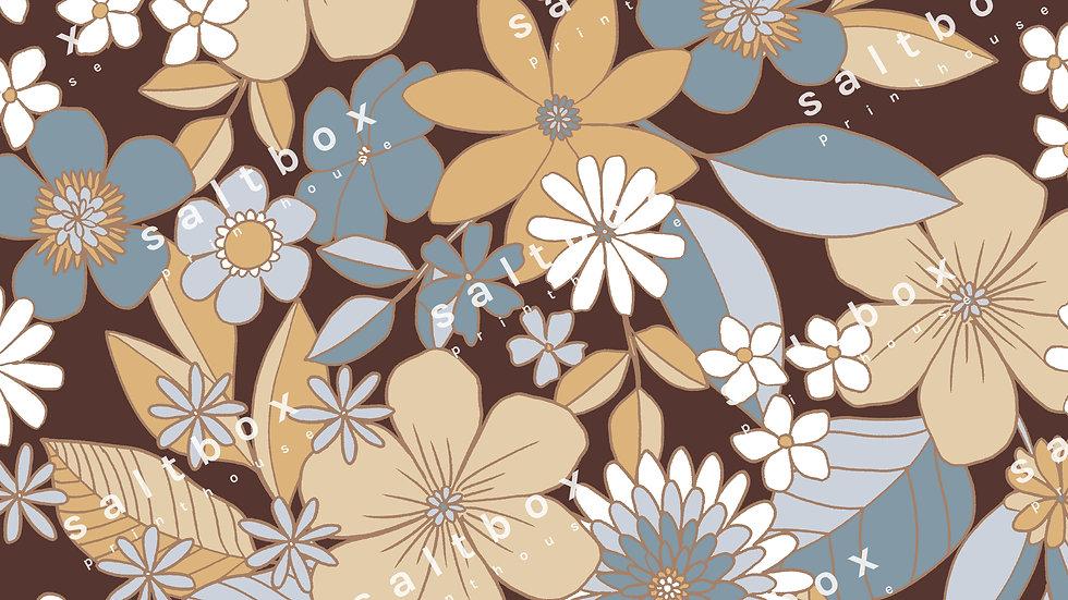 #FLO.145 - Retro Floral