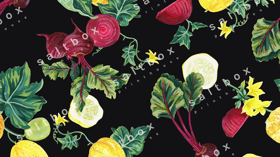 #FLO.104 - Veggie Botanical