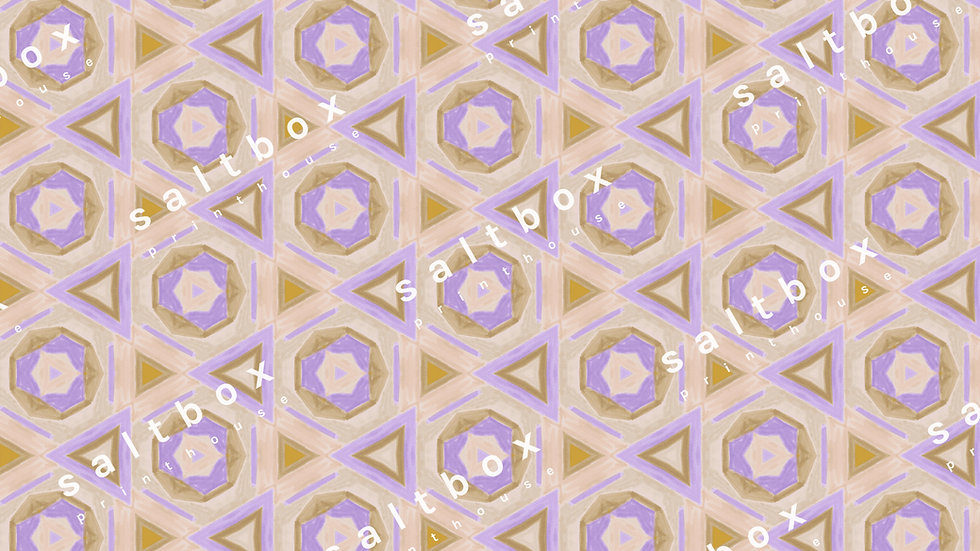 #ABS.025 - Vintage pastel geo
