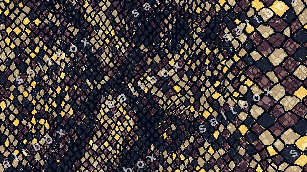 #ANL.011 - Snake Skin