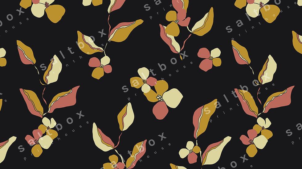 #FLO.105 - Cute vintage floral