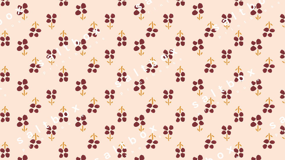 #DTS.007 - Ditsy floral