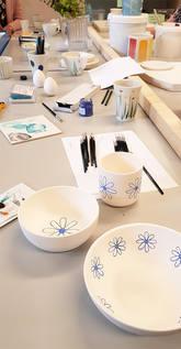 Porcelænsdekoration