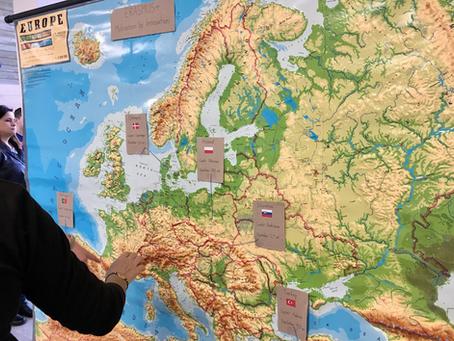 Tysk og engelsk på afstand - inspiration fra skoler i Aalborg Kommune