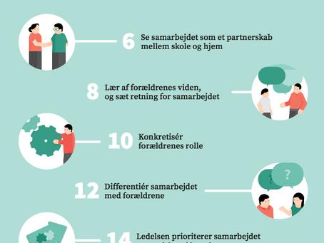 Vidensnotat om samarbejdet mellem skole og hjem